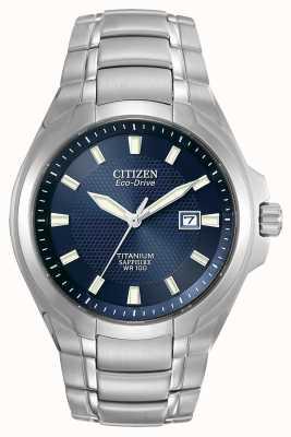 Citizen 男士钛 BM7170-53L