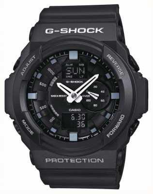 Casio 男士g-shock黑色计时码表 GA-150-1AER