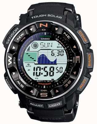 Casio 根特的pro-trek无线电控制手表 PRW-2500-1ER