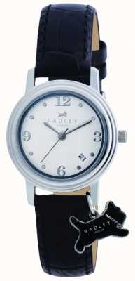 Radley 达林顿黑色皮革表带手表 RY2007