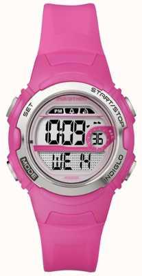 Timex Indiglo马拉松数字中型报警器 T5K771