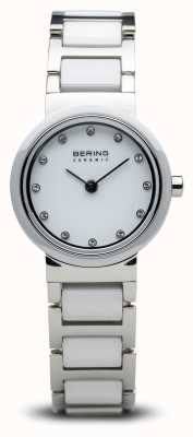 Bering 双色陶瓷手表极简主义 10725-754