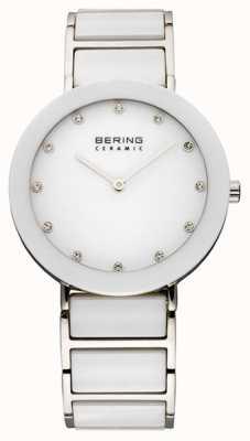 Bering 陶瓷和金属手镯表 11435-754