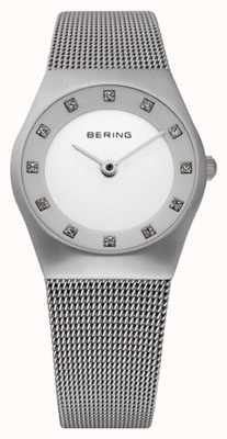 Bering 女士网眼手链手表 11927-000