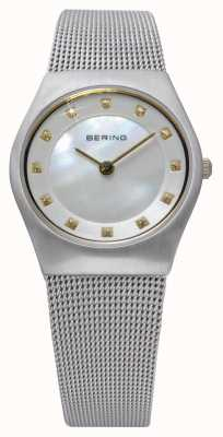 Bering 白令女装珍珠母贝表盘 11927-004