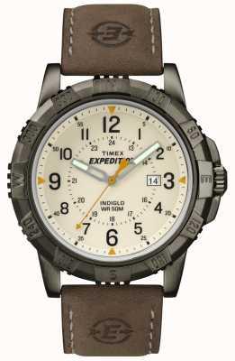 Timex Indiglo远征崎岖的领域 T49990