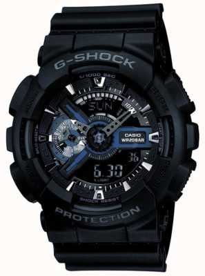 Casio G-shock计时腕表 GA-110-1BER