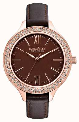 Caravelle New York 女士卡拉手表 44L124