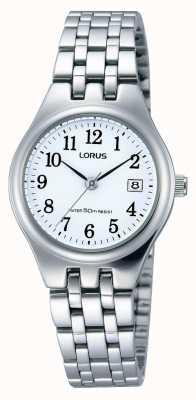 Lorus 女士不锈钢日期手表 RH791AX9
