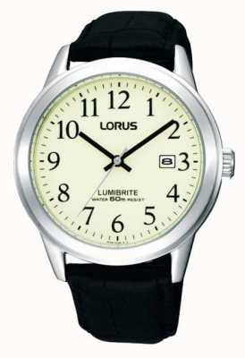 Lorus Lumibrite不锈钢 RH929BX9