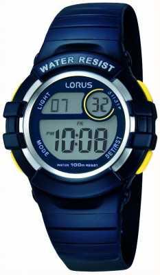 Lorus 数字手表 R2381HX9