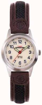 Timex 女士们indiglo探险野外观察 T41181