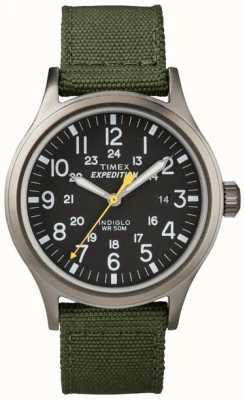 Timex 男士靛蓝远征手表 T49961