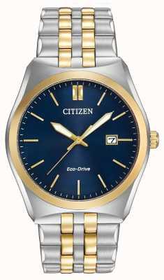 Citizen 男装生态驱动器corso wr100两色调 BM7334-58L