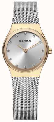 Bering 女装不锈钢网布石套 12924-001