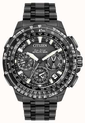 Citizen Promaster navihawk gps黑色超级钛金属 CC9025-85E