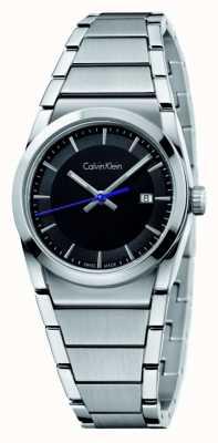 Calvin Klein 男士黑色表盘 K6K31143