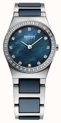 Bering 女装海军不锈钢 32426-707