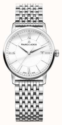 Maurice Lacroix Eliros女士蓝宝石水晶镜面底部防反光 EL1094-SS002-110-1