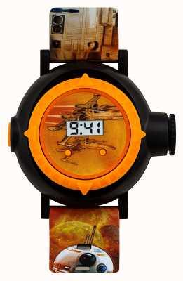 Star Wars Bb8投影机观看10张图像 SWM3116