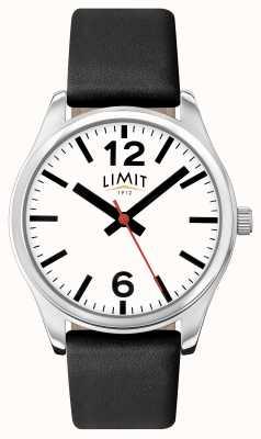 Limit 女装黑色表带白色表盘 6181.01