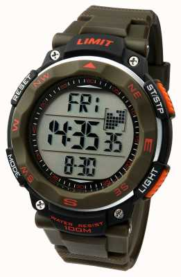 Limit 男士运动手表卡其色表带 5488.01