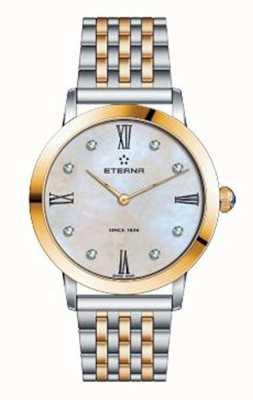 Eterna 女装永恒手链双色手表 2720.53.69.1739