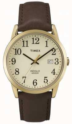 Timex 男士易读器奶油表盘 TW2P75800