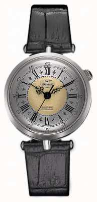 J&T Windmills 女人throgmorton机械手表纯银 WLS10002/50