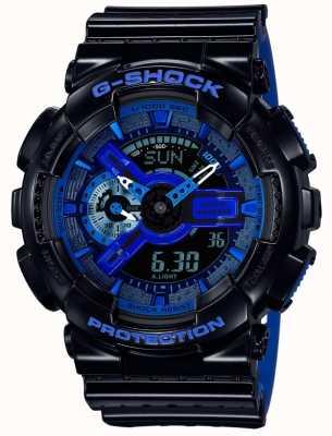 Casio G Shock男士树脂手链手表 GA-110LPA-1AER