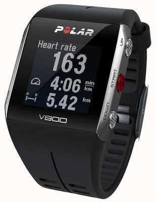 Polar V800黑色多运动GPS腕表 90060771