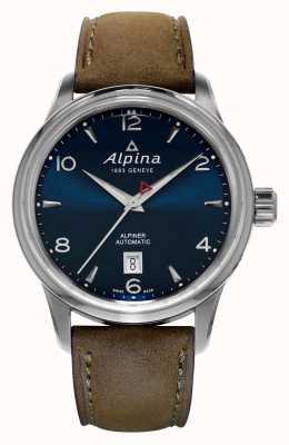 Alpina 男装alpiner自动蓝色 AL-525N4E6