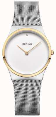 Bering 女人经典网状金色细节 12130-014