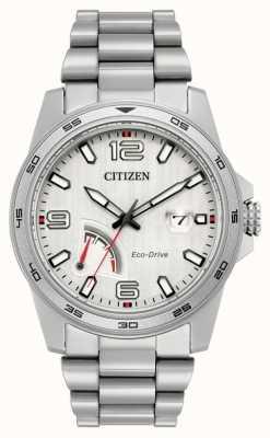 Citizen 男士生态驱动动力储备钢 AW7031-54A