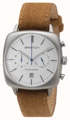 Briston 男士 clubmaster 复古钢米色 16140.S.V.2.LFCA