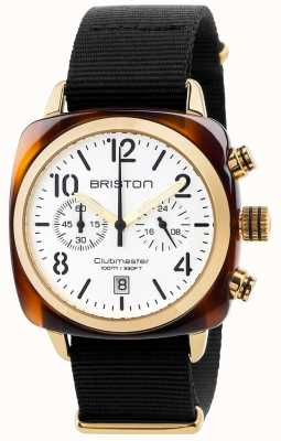 Briston 男士clubmaster经典计时码表 17140.PYA.T.2.NB