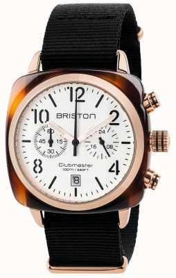 Briston 男士clubmaster经典计时码表 17140.PRA.T.2.NB