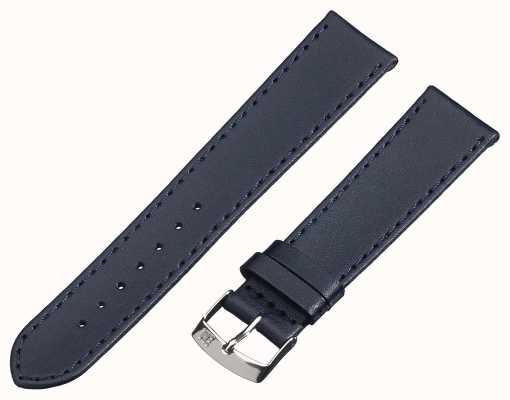 Morellato 只带 - 冲刺印度皮革深蓝色16毫米 A01X2619875062CR16