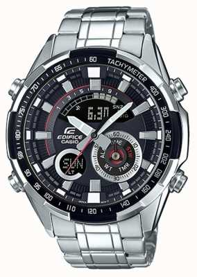 Casio 大厦手表与速度计计时码表 ERA-600D-1AVUEF