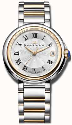 Maurice Lacroix Fiaba 36mm双色不锈钢女士 FA1007-PVP13-110-1