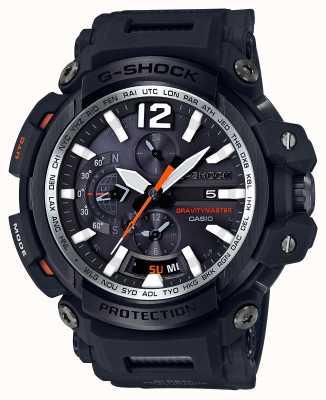 Casio G-shock重力蓝牙GPS无线电控制太阳能 GPW-2000-1AER