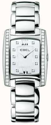 EBEL 女装巴西利亚钻石不锈钢 1215607