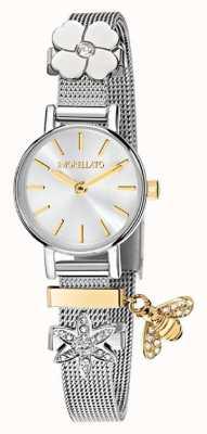 Morellato 女式tesori不锈钢魅力腕表 R0153122576