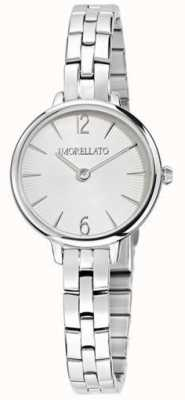 Morellato 女士petra小号不锈钢手表 R0153140507