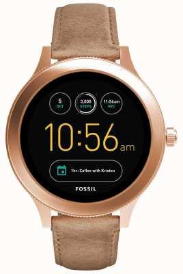 Fossil 女人q创业smartwatch FTW6005