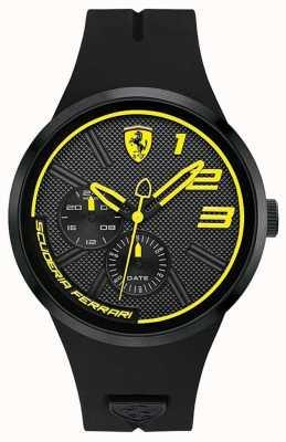 Scuderia Ferrari Fxx黄色和黑色表盘 0830471