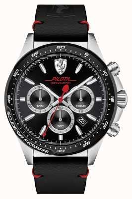 Scuderia Ferrari Pilota计时码表 0830389
