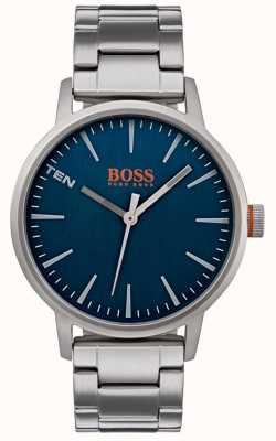 Hugo Boss Orange 男装哥本哈根蓝色表盘 1550058