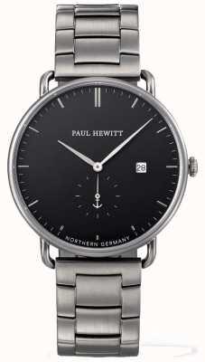 Paul Hewitt 男士盛大的大西洋不锈钢手镯 PH-TGA-GM-B-4M