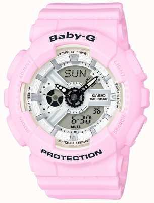 Casio 女装婴儿 - 粉红色 BA-110BE-4AER